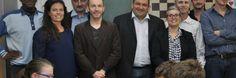 Lyon | Le président de la fédération d'échecs à l'école Pompidou