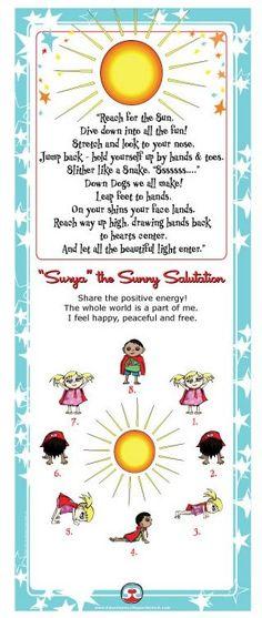 sun sal poem
