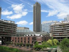 How Le Corbusier changed the world. Constructed in béton brut (rough-cast concrete), the Unité d'habitation was the inspiration for the Brutalist style and housing complexes such at the Barbican and Trellick Tower in London.  Picture: AP/FOTOLIA