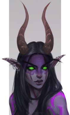 Commissions [OPEN] | YouTube  | ArtStation | Instagram Guess what guys, it's another demon hunter (^: Commissioned by Illyrieth. Recent work:    &n...