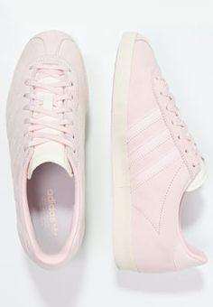Femme adidas Originals GAZELLE - Baskets basses - pink chalk white rose  90, 95ab683df71