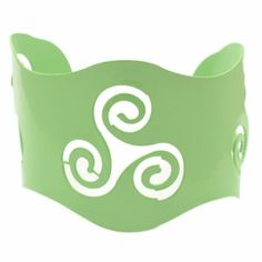 Mint Green Swirl Cuff · BFF Boutique · Online Store Powered by Storenvy