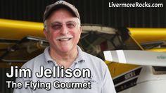 Meet The Flying Gourmet [Video] - http://LivermoreRocks.com/meet-the-flying-gourmet-video/