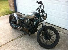 lets see the honda shadow chops - Japanese Bikes, Build Threads & How-To's