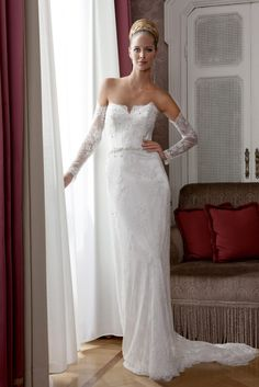 Model: Renee - Collezione Glamour di Gloria Saccucci Spose