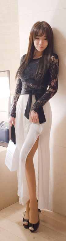 Asian style milf clothes