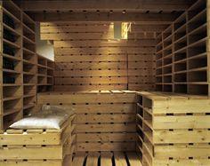 sauna palettes