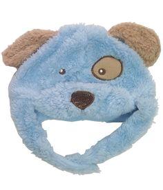 Dog Patch Blue Fur Cap