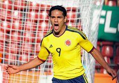 ¡Goooooollllll de Colombia!!!