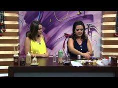 Mulher.com - 06/01/2016 - Vidro jateado - Marisa Magalhães PT1 - YouTube