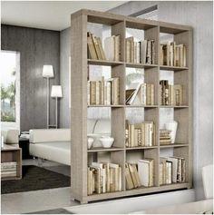Librerías / Libraries  http://www.decorhaus.es/es/ #muebles #Málaga
