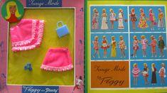 für PEGGY von PLASTY 5763 aus 1974 echt Vintage Clone Petra Peggy Doll AIRFIX