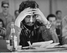 Rolex Revolutionary: Fidel Castro No Crown-Guard GMT Master Fidel Castro, Cuba Island, Visit Cuba, Johns Island, American Photo, Rolex Gmt Master, Cuba Travel, Sports Models, Havana Cuba