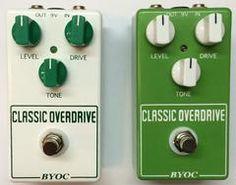 BYOC TS Classic Overdrive
