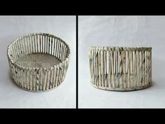 Best out of waste craft ideas | Newspaper craft ideas | best use of old newspaper | #HMA451 - YouTube