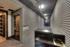 Modern European Estate in Gilbert, AZ features an Indoor Gun Range and is priced at $2,995,000
