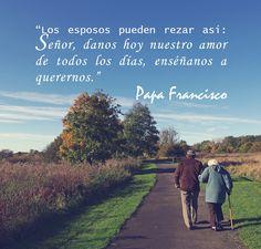#PapaFrancisco #oracion #familia #matrimonios #amor