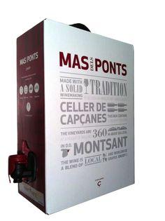 Bag In Box, un producto ecológico, confiable, fácil de conservar, muy novedoso #WineUp
