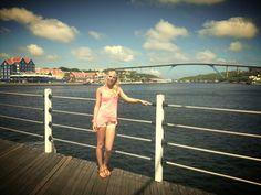 Koningin Julianabrug #Willemstad #Bridge #Sint #Anna #Bay
