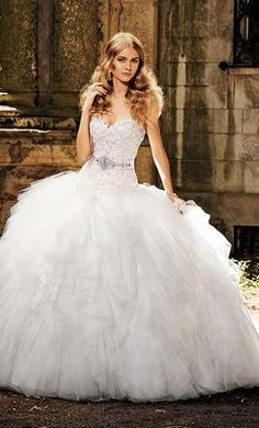 Eve of Milady 1461, find it on PreOwnedWeddingDresses.com