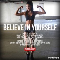 Gymaholic motivation to help you achieve your health and fitness goals. Try our free Gymaholic Fitness Workouts App. Fitness Workouts, Sport Fitness, Fitness Goals, Fun Workouts, Health Fitness, Cardio Gym, Crossfit, Muscle Fitness, Planet Fitness