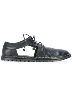 MARSÈLL Derby-Schuhe Mit Cut-Outs. #marsèll #shoes #cut-outs