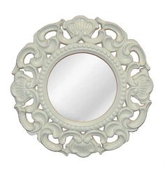 Clarity Mirror from Hickory Manor House (KT002GW), $166.00