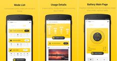 Download Yellow Battery app for Android