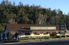 CALIFORNIA, Coarsegold ... On the way to Yosemite