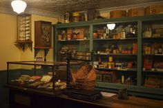 Old General Store Interior   Old General Store by 5bodyblade