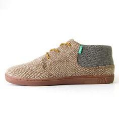 Ramos Shoe Macro Herringbone