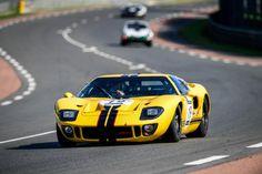 Photos Les plus belles autos du Mans Classic 2016 - Autodeclics