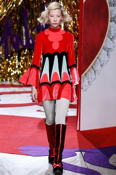 Meadham Kirchhoff | Fall 2014 Ready-to-Wear Collection | Style.com