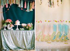 100 Beautiful Bridal Shower Themes + Ideas via Brit + Co.