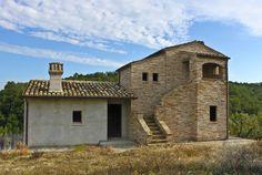 Semi Restored House for sale in Marche: Casa della Lavanda, Montefiore dell'Aso