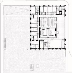 Image 38 of 45 from gallery of Palacio de Justica de Gouveia / Barbosa & Guimaraes Architects. White Concrete, Dezeen, How To Plan, Office Buildings, Public, Detail, Beauty, Entrance Table, Architecture