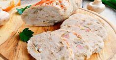 Ďalší výborný recept pre milovníkov kuracieho mäsa. Famózna kuracia roláda s cesnakom, ktorá Vám bude chutiť aj za studena! - Báječná vareška