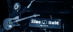 If you love jazz, then you can't miss The Blue Note Jazz Club in Milan.