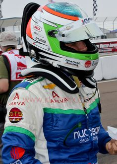 Simona De Silvestro - Indy Car 2013 - St. Pete