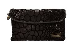 Absolutely love the Stephanie Johnson Madison Avenue Katie Folding Cosmetic Bag | #giftsforher, #christmasgifts | $46 | thepicketfence.com