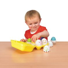 Gift ideas in top toys toddler boys include the best selling toys tomy play to learn hide n squeak eggs tomy amazon easter toyseaster giftbaby negle Image collections