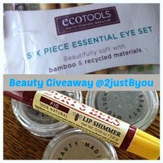 Beauty Giveaway at www.2justByou.com - Open worldwide and ends 10/04/14.  #beauty #makeup #giveaway