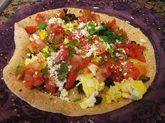 Huevos Rancheros {recipe}