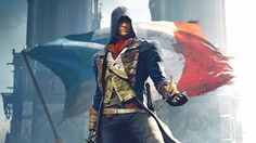 high resolution wallpapers widescreen Assassins Creed: Unity  (Armstead Jacobson 1920x1080)