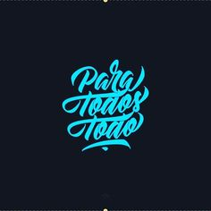 Hand Lettering 3 design by @pellisco_ on @behance  #lettering #typography #type