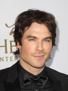 Ian Somerhalder | 50 Guys That Will Give You Eyebrow Envy