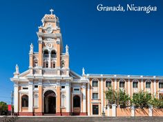 A pastel-colored, colonial paradise, Granada is one of Nicaragua's postcard-worthy destinations. See the Mombacho volcano, go ziplining, or enjoy calmer activities such as shopping and spa treatments. Local attractions, warm weather year-round, and a reputation for safety make Granada a true must-see.
