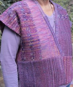 Yarn becomes cloth becomes clothing.