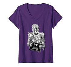 Egyptian Mummy Monster Mugshot T-Shirt Branded T Shirts, Printed Shirts, Egyptian Mummies, Amazon Clothes, Vintage Horror, Raglan Shirts, Mug Shots, Cool T Shirts, V Neck T Shirt