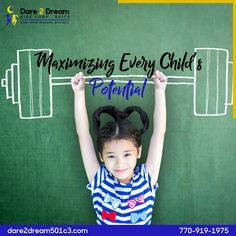Maximizing every child's potential! & Montessori is NOT an ordinary Daycare Faciity. It is an extraordinary vision of a child development model. Child Development, Dares, Montessori, Education, Children, School, Model, The Body, Kids